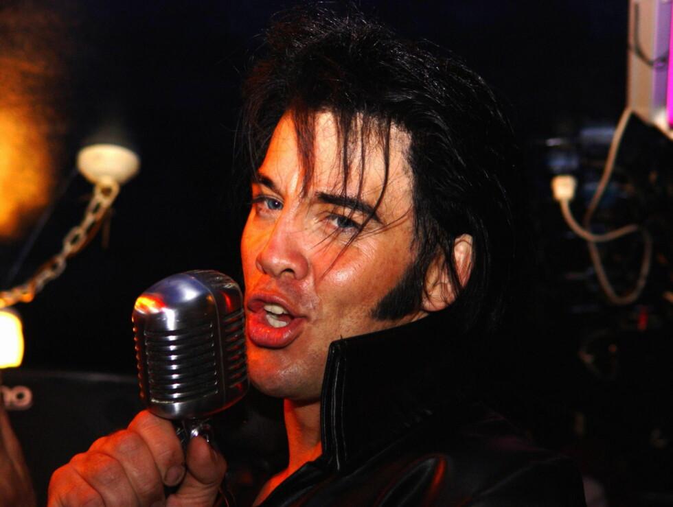 ØKONOMITRØBBEL: Elvis-eventyret er over for Kjell Henning Bjørnestad? Foto: SCANPIX