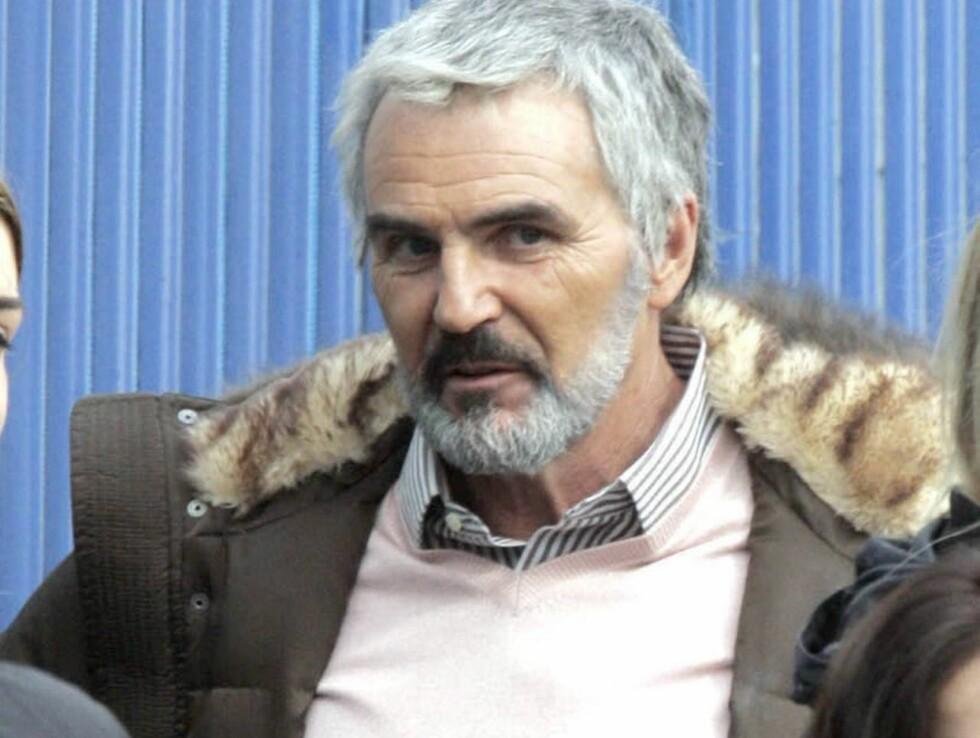 <strong>SAVNER EKSEN:</strong> Burt Reynolds er knust etter at eksen nekter å ta han tilbake. Foto: Stella Pictures