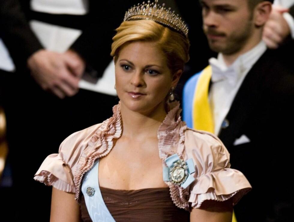 VAKKER: Prinsesse Madeleine har i årevis vært regnet som Skandinavias merst ettertraktede ungkarskvinner. Nå kan det være for sent for alle håpefulle. Foto: Stella Pictures