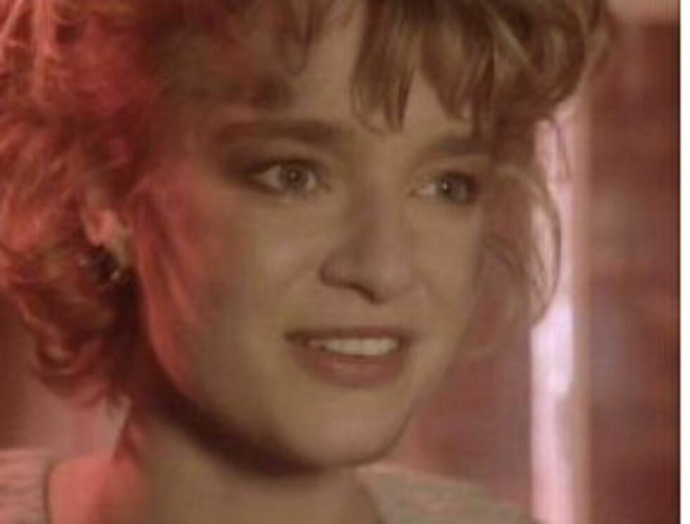 PÅ ÅTTENDEPLASS: Fox News har plassert Bunty Bailey på åttendeplass på listen over 80-tallets deiligste musikkvideo-babes. Foto: www.a-ha.com