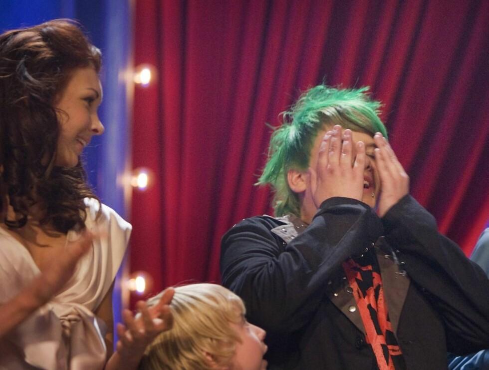 """TOK PAUSE: Erlend Bratland fikk stor suksess etter seieren i """"Norske Talenter"""" i 2008. Men 17-åringen fikk en knekk i etterkant på grunn av alt presset. Foto: SCANPIX"""