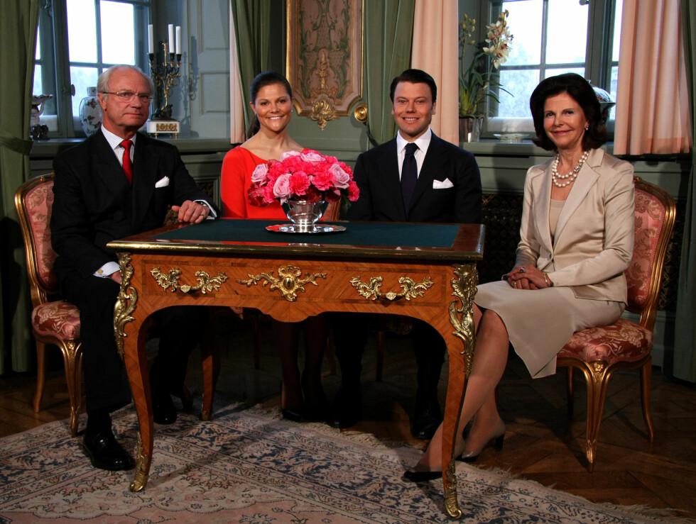 SKRYTER AV SVIGERSØNNEN: - Han er et varmt menneske, sier dronning Silvia om sin kommende svigersønn Daniel Westling. Foto: Stella Pictures