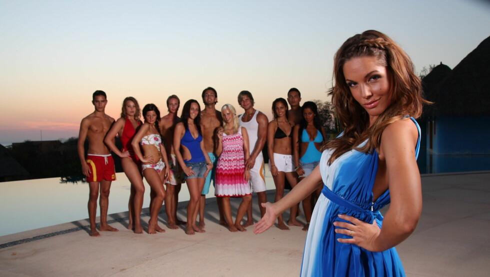 PROBLEMER I PARADISE: Ida Gran er en av 11 deltakere som er med fra starten når programleder Triana Iglesias åpner dørene til Paradise Hotel på TV3 9. mars. Foto: Sølve Hindhamar, Seher.no