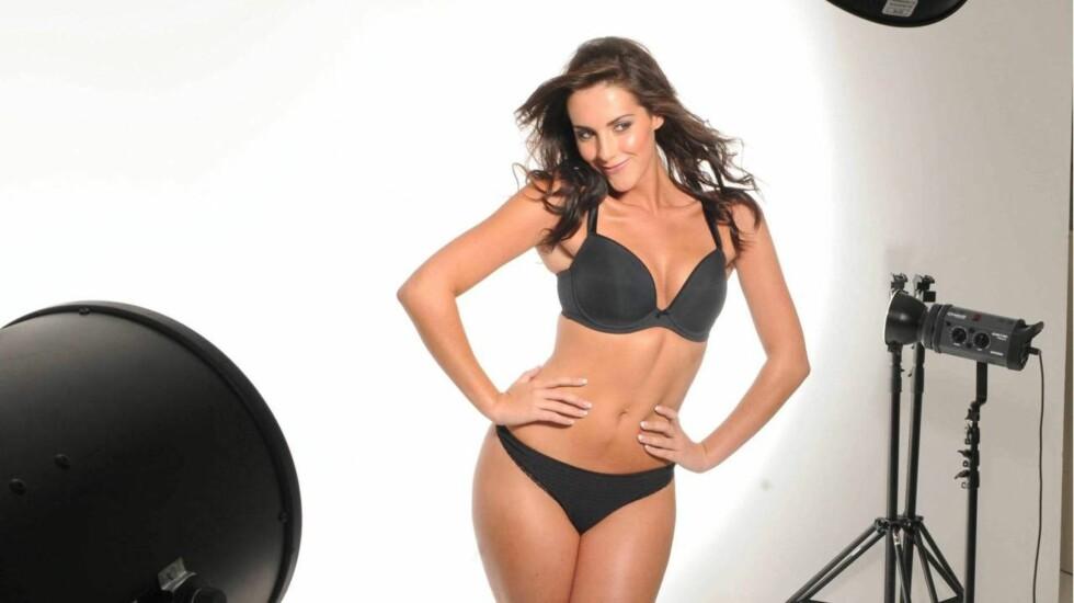 - GÅ NED 13 KILO: Det var budskapet veldreide Katie Green fikk fra modellbyrået. Da sluttet hun og stakk til konkurrenten. Foto: ZUMA Press