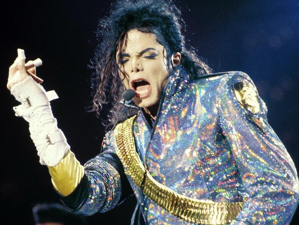 HVA SKJEDDE?: Verdens kanskje aller største popstjerne noensinne, Michael Jackson, fyller 50 år idag.  Foto: Stella Pictures