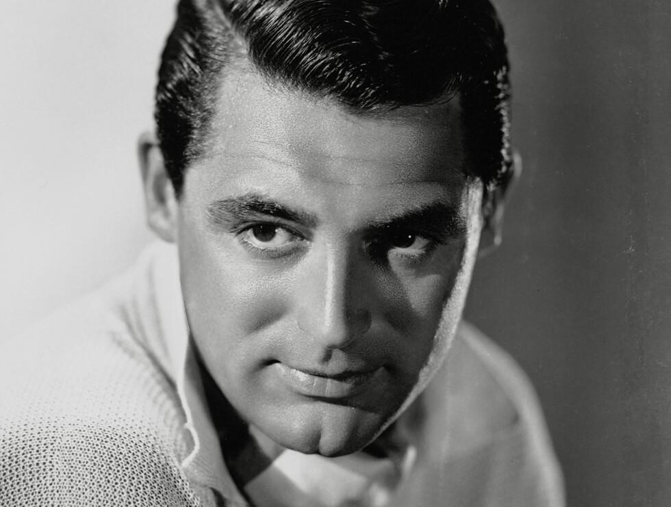 TIDENES STILIKON: Cary Grant har tidligere blitt kåret til tidenes andre beste stjerne gjennom tidene - etter Humphrey Bogart.  Foto: Stella Pictures