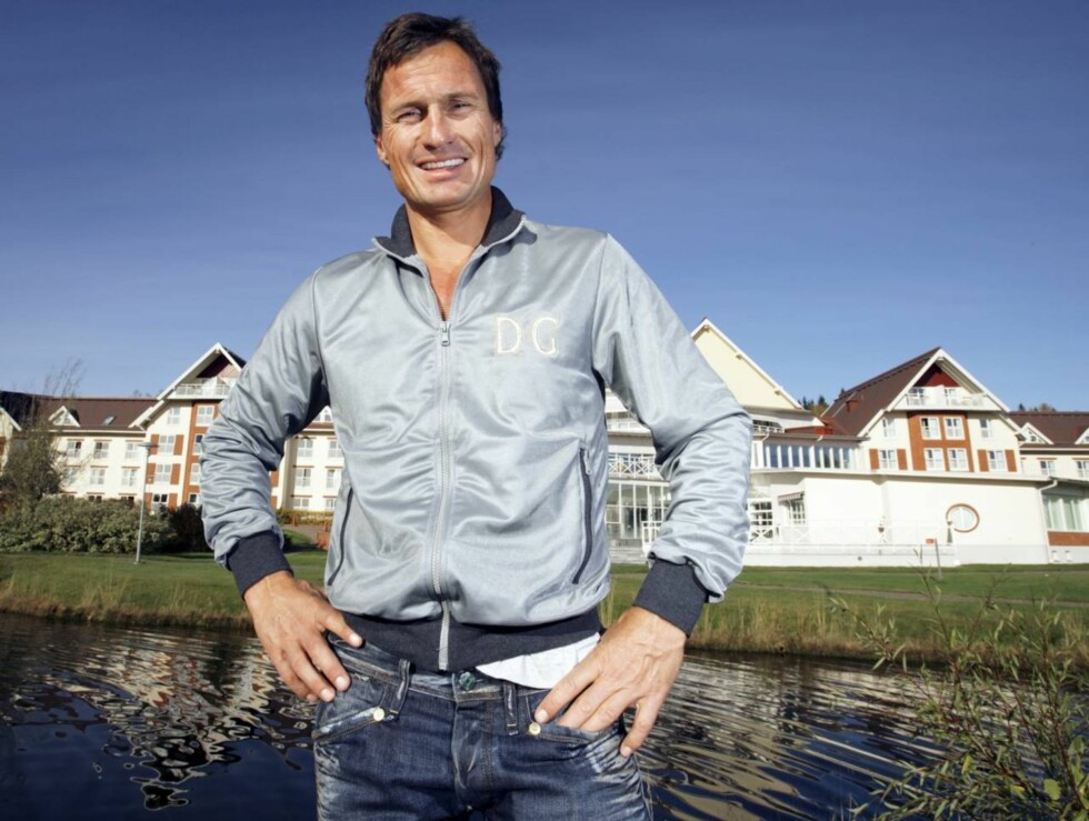 TENKER STORT: Petter Stordalen ble rik på hoteller, nå investerer han i fred også. Foto: Jan-Petter Dahl, Se og Hør