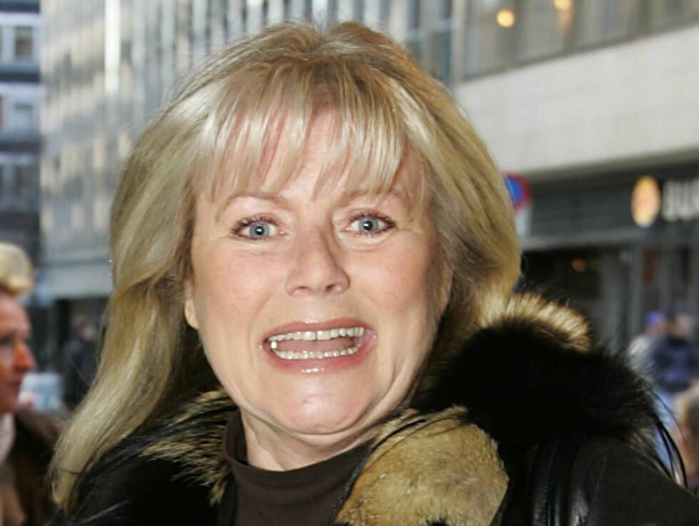 GIFT TO GANGER: Ingeborg Sørensen har vært gift to ganger tidligere og har sønnen Adam (33). Foto: SCANPIX