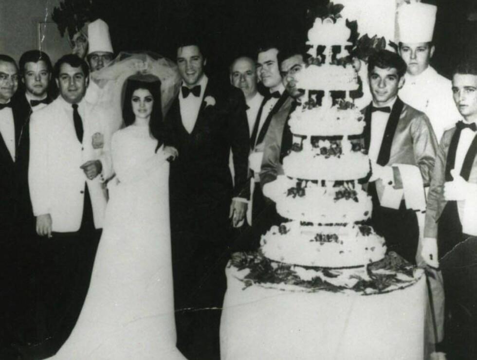 "FRA BRUDEVALS TIL TV-DANS: Priscilla giftet seg med Elvis Presley i 1967. Nå er hun klar for ""Skal vi danse?"" på amerikansk TV. Foto: All Over Press"