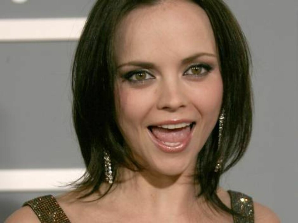 LOS ANGELES, CA - FEBRUARY 11:  Actress Christina Ricci arrives at the 49th Annual Grammy Awards at the Staples Center on February 11, 2007 in Los Angeles, California.  (Photo by Frazer Harrison/Getty Images) *** Local Caption *** Christina Ricci * SPECIA Foto: All Over Press