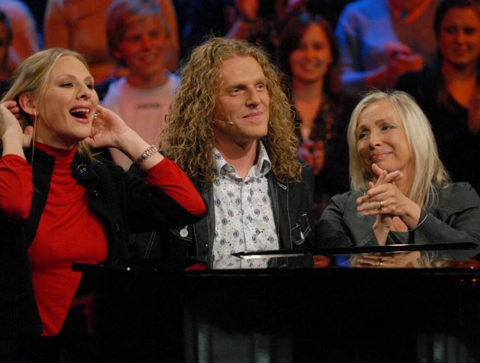 "KLAR FOR TV3: ""Beat for Beat""-pianist Trond Nagel Dahl vil nå utøve sine pianokunster på TV3 i programmet ""The Singing Bee"". Foto: NRK"