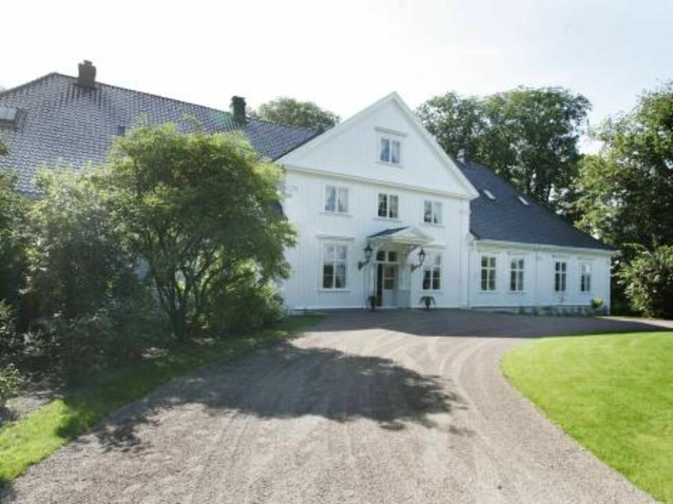 KONGSGÅRDEN: I mai flytter kongeparet offisielt inn på Bygdøy Kongsgård. Foto: SCANPIX