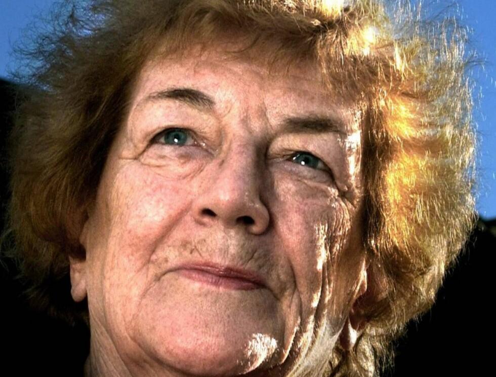 TØFF OPPVEKST: Margit Sandemo ble seksuelt misbrukt som liten. Foto: Scanpix