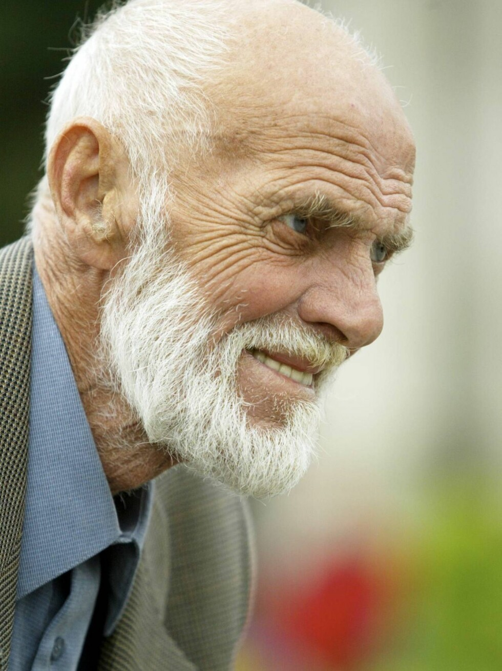 1936-2007: Sven O Høiby ble 70 år gammel.