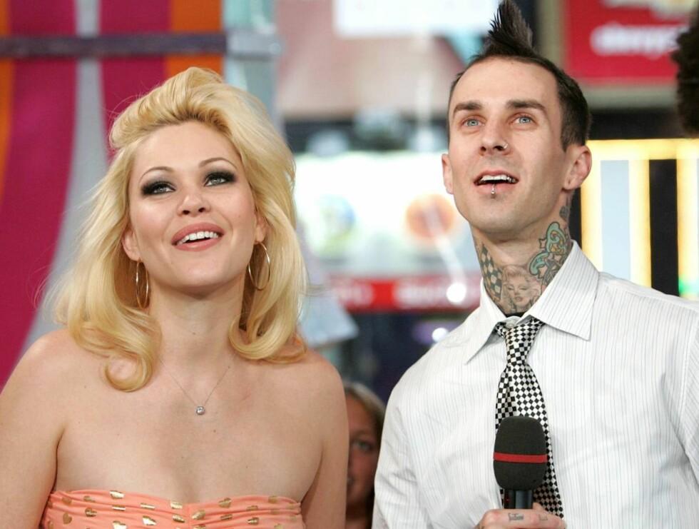 NYFORELSKET: De giftet seg på TV og senere ble skilsmissen heftig omtalt i pressen. Nå er reality paret observert i tett omfavnelse igjen.. Foto: All Over Press