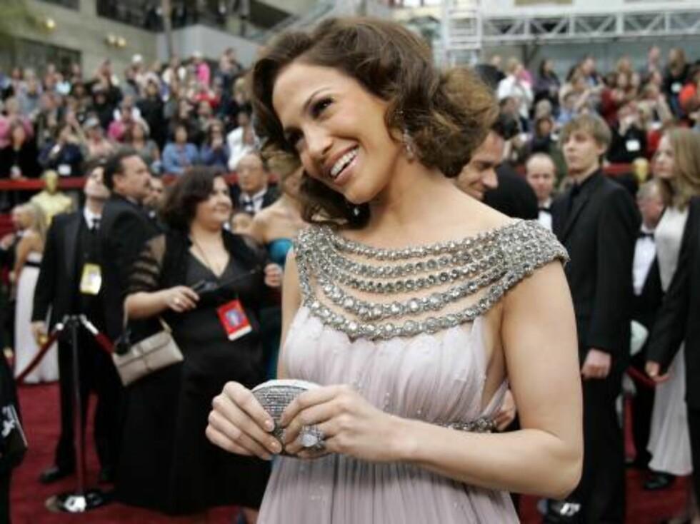 FLOTT?: Det er mange av oss som drømmer om Jennifer Lopez' hår. Foto: AP/Scanpix