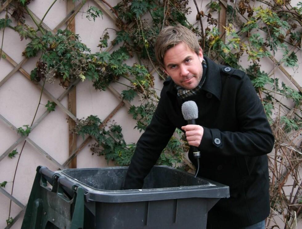 POPULÆR: Ødegård skal også i år lede de populære påskenøttene. Foto: TV 2