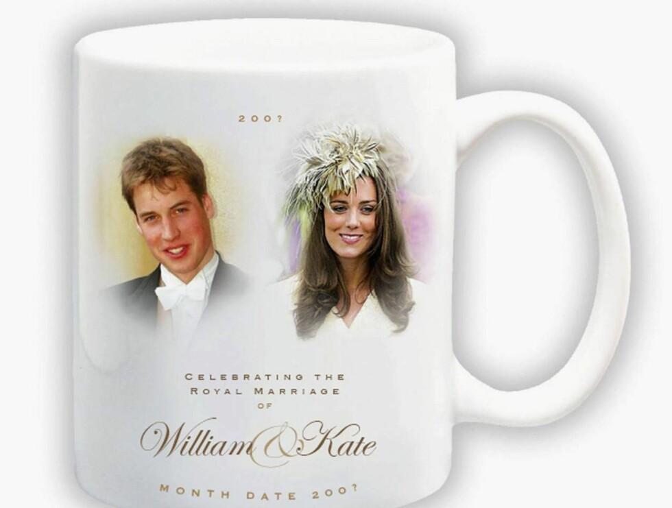 KISS ME KATE: William og Kate har vært sammen i flere år. Og selv om de ikke er forlovet har britene allerede begynte å forberede bryllup... Foto: All Over Press