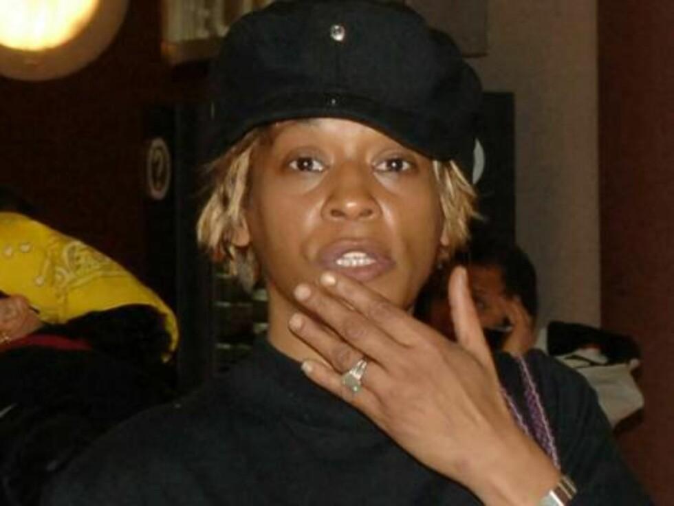 RUSPROBLEMER: Whitney slet lenge med alvorlige narkotikaproblemer og sitt turbulente forhold til mannen Bobby Brown.  Foto: All Over Press