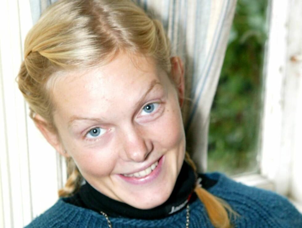 """FARMEN VINNER?: Agnethe B. Salvesen (24) er en av tre som er igjen på """"Farmen"""". Lørdag får vi vite hvem som vant. Foto: Ny-Hellesund"""