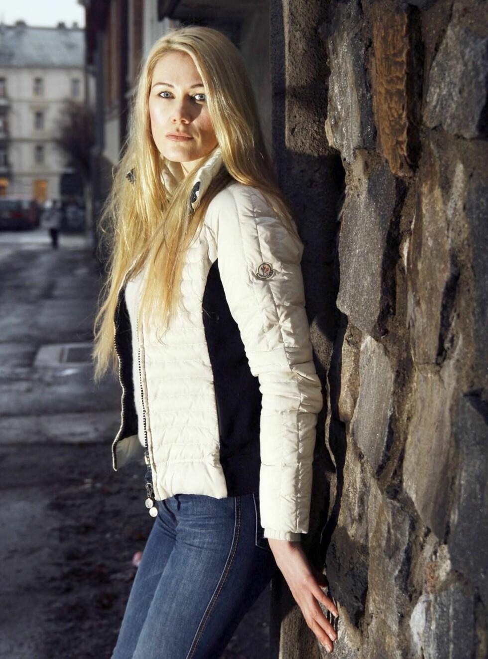 Marianne Aulie Foto: Morten Krogh, Se og Hør