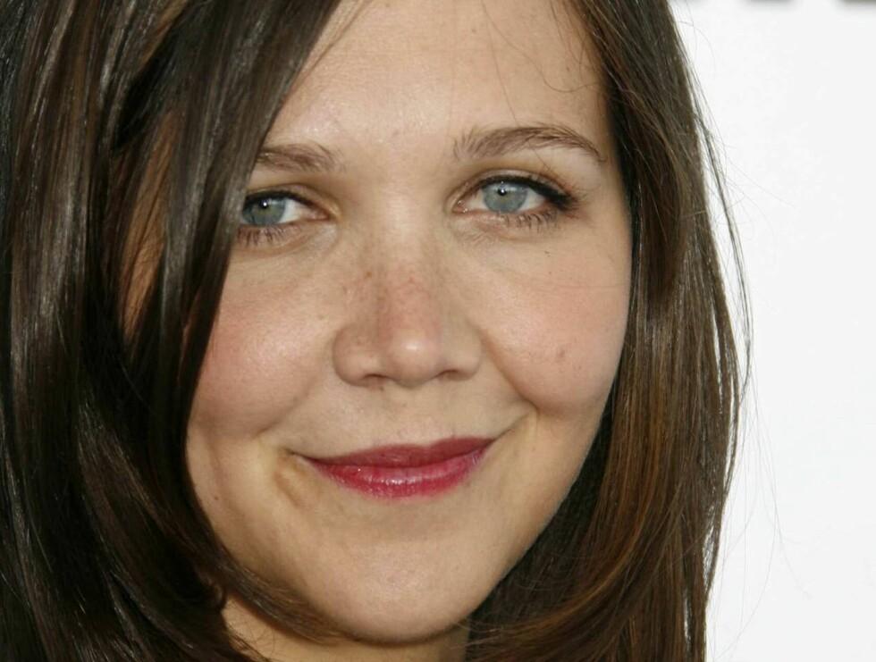 GYLLEN MULIGHET: Maggie Gyllenhaal kan stikke av med Katie Holmes gamle hovedrolle.. Foto: All Over Press