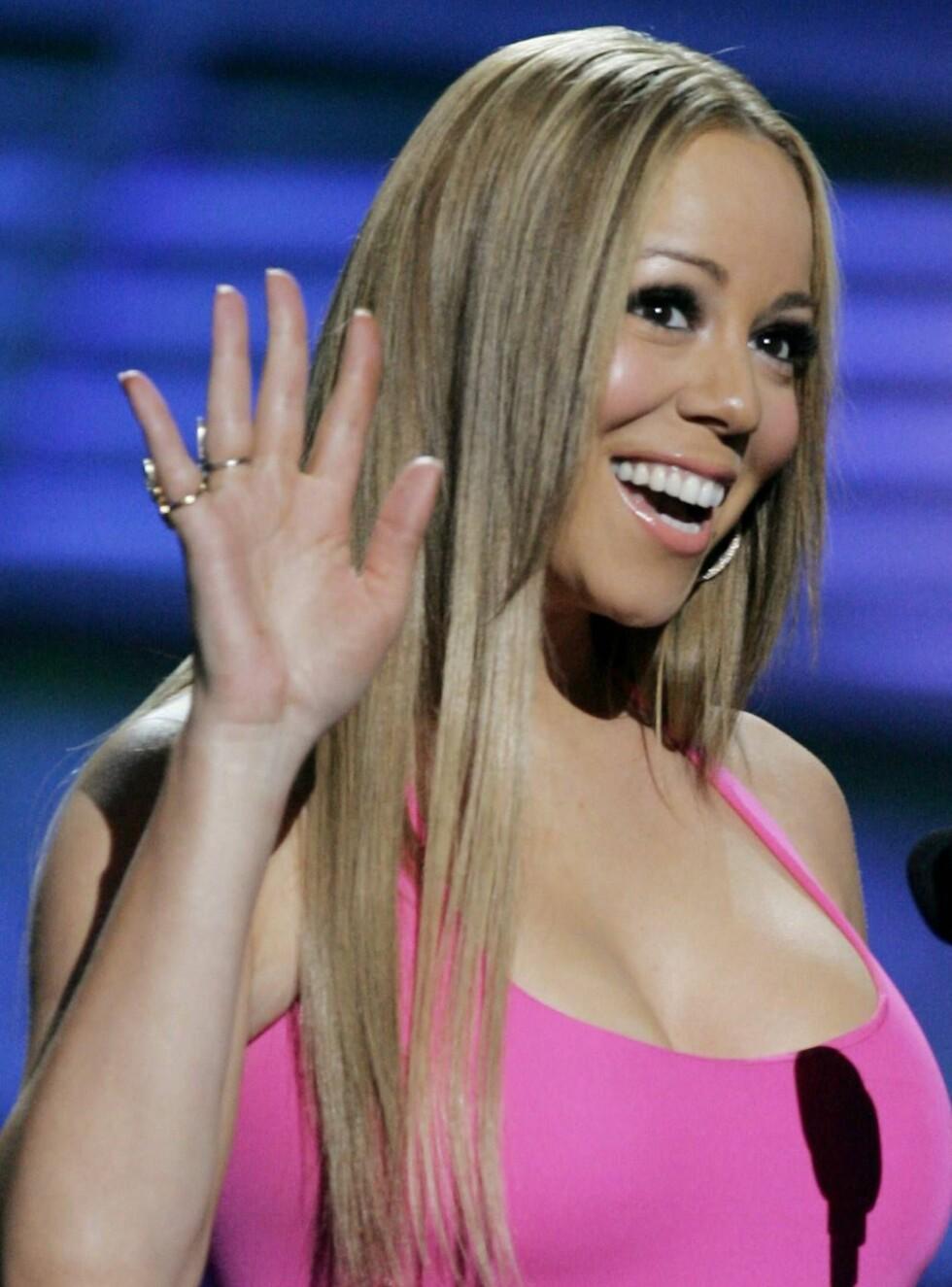 TITTEI: Mariah Carey har et krav til eventuelle kjøpere av New York-leiligheten hennes: - De må være en bedre diva enn meg! Foto: AP/Scanpix