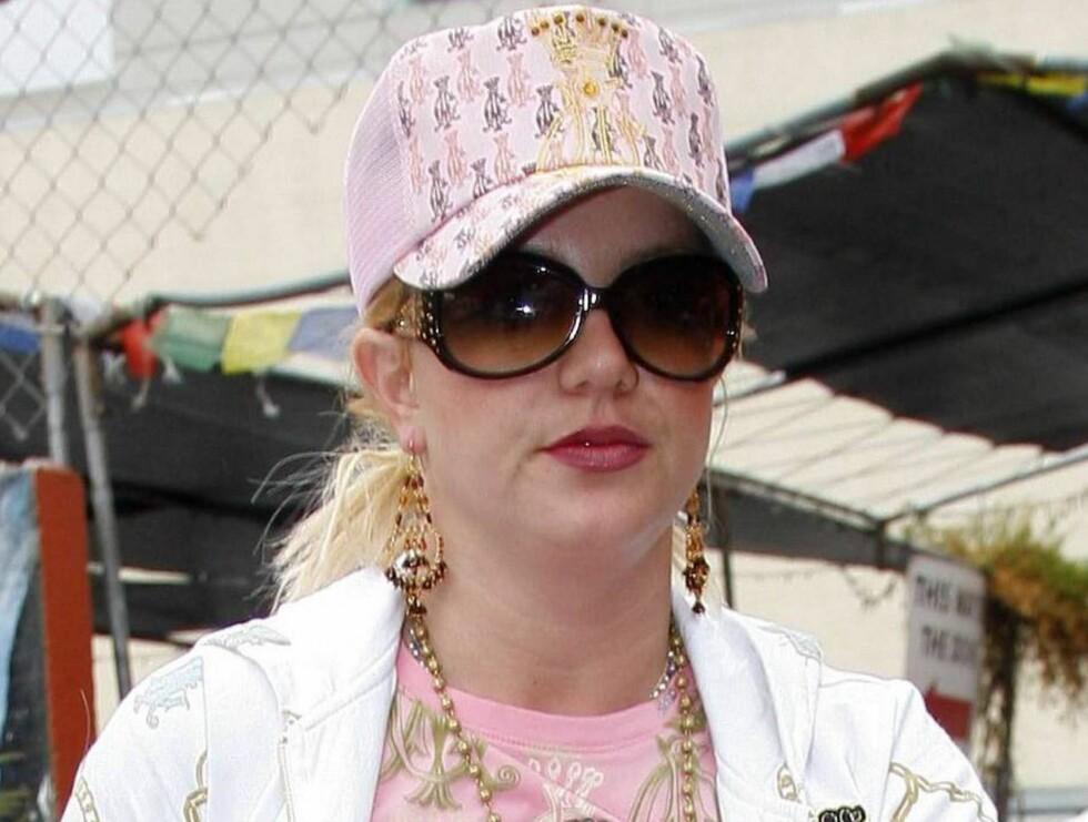 NY HEMMELIGHET: Britney Spears skal ha fortalt en lege på rehab at hun har hatt bulimi siden hun var 16 år. Foto: All Over Press
