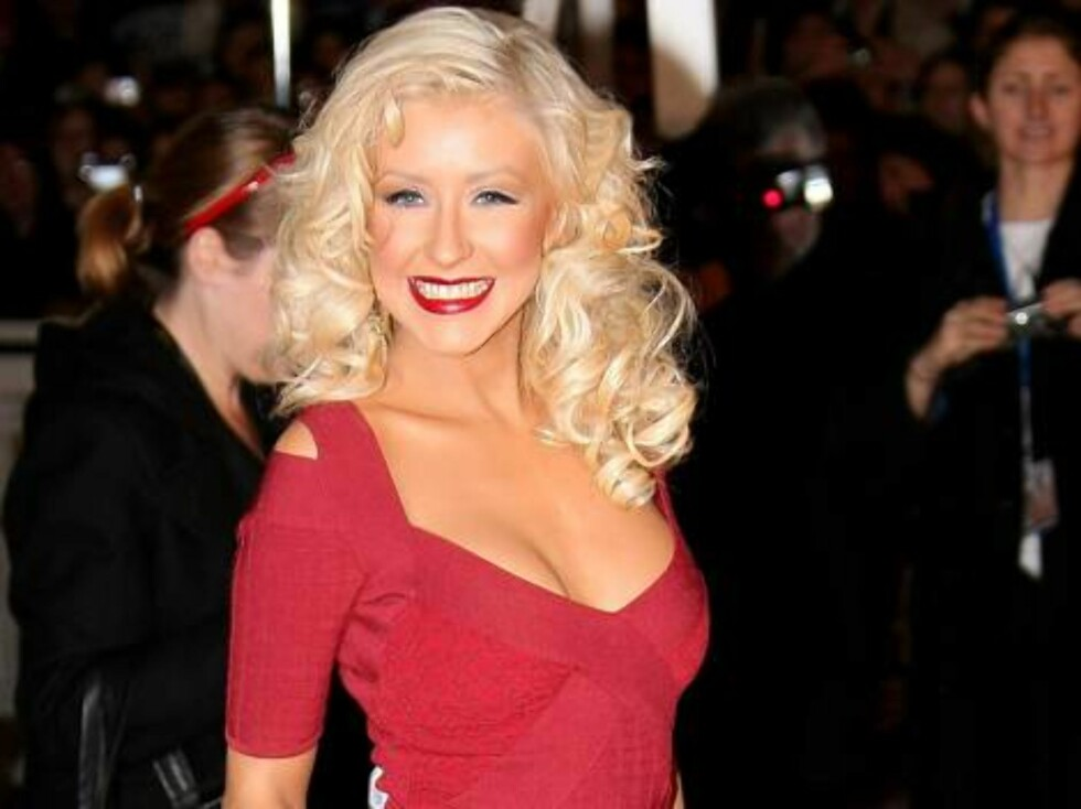 CANNES 2007-01-20.  Christina Aguilera attends the 2007 NRJ Music Awards held at the Palais des Festivals in Cannes, France on Jauary 20, 2007.   Photo by Khayat-Nebinger-Gorassini/ABACAUSA Code: 4001/A35691  COPYRIGHT STELLA PICTURES Foto: Stella Pictures