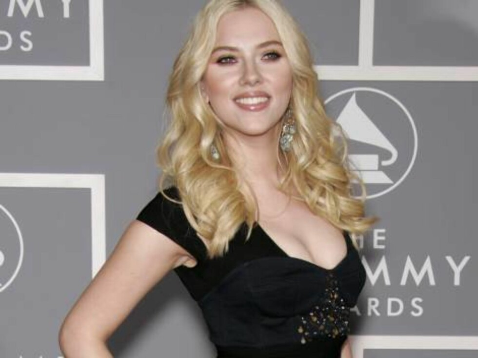 Feb 11, 2007; Los Angeles, CA, USA; GRAMMYS 2007: SCARLETT JOHANSSON arriving at the 49th Annual Grammy Awards held at Staples Center in Los Angeles.  Photo by Lisa O'Connor/ZUMA Press.  Code: 4014  COPYRIGHT STELLA  PICTURES   Foto: Stella Pictures