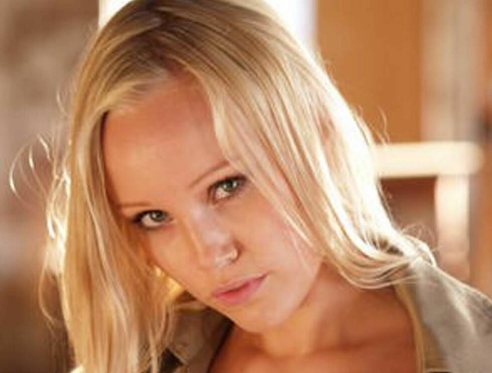 IDA FOLLERÅS: Takket nei da hun fikk tilbud om å stille opp på erotiske toppløsebilder. Foto: Odd Arne Nomeland