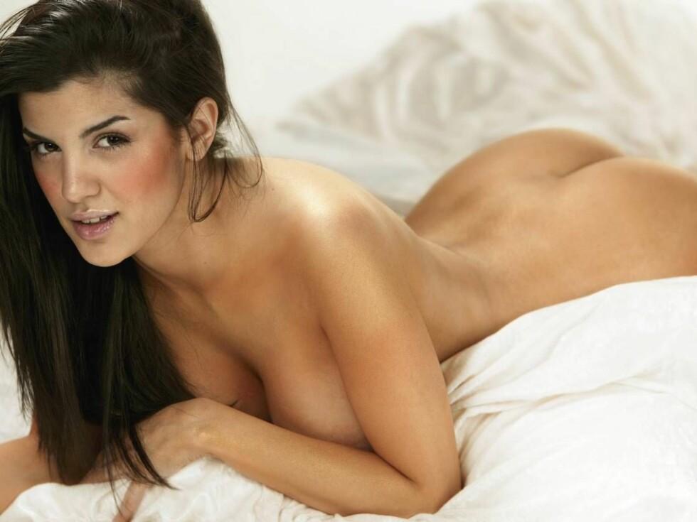 SEXY: Den tidligere glamourmodellen Aylar Lie