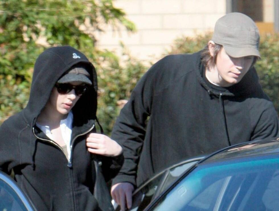 BRØT FORHOLDET: Scarlett Johansson og Josh Hartnett var sammen i to år før de slo opp i 2006. Den siste tiden har sjarmøren vært koblet til en rekke forskjellige kvinner. Foto: All Over Press