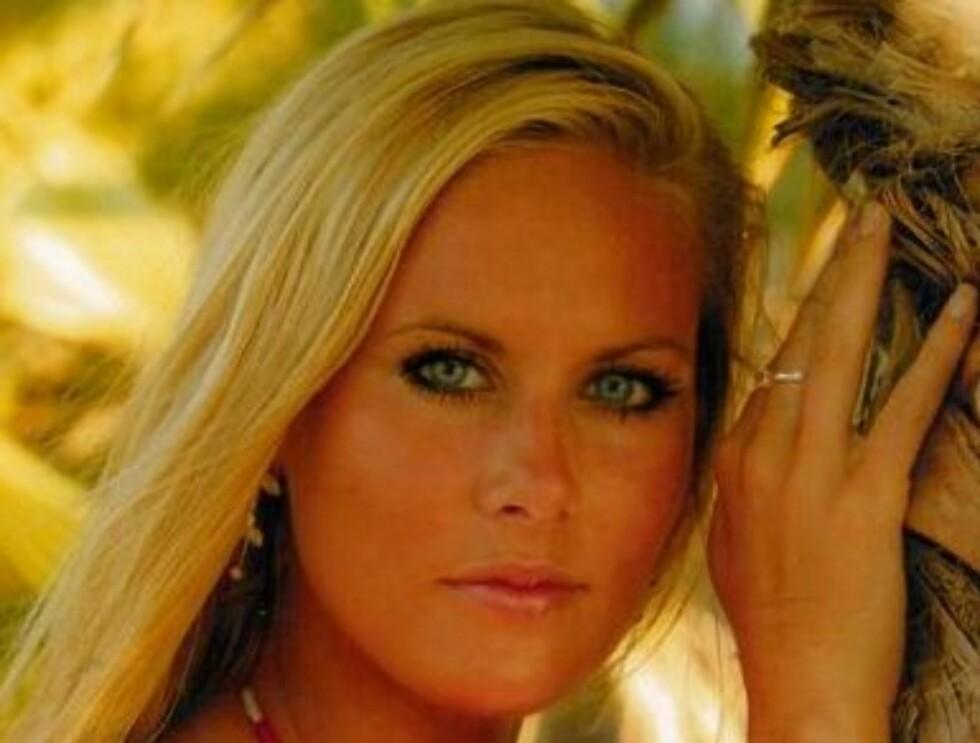 MARIA REINLIE: Brenner for å hjelpe mennesker som ikke har det like godt som oss andre. Foto: www.froken.no