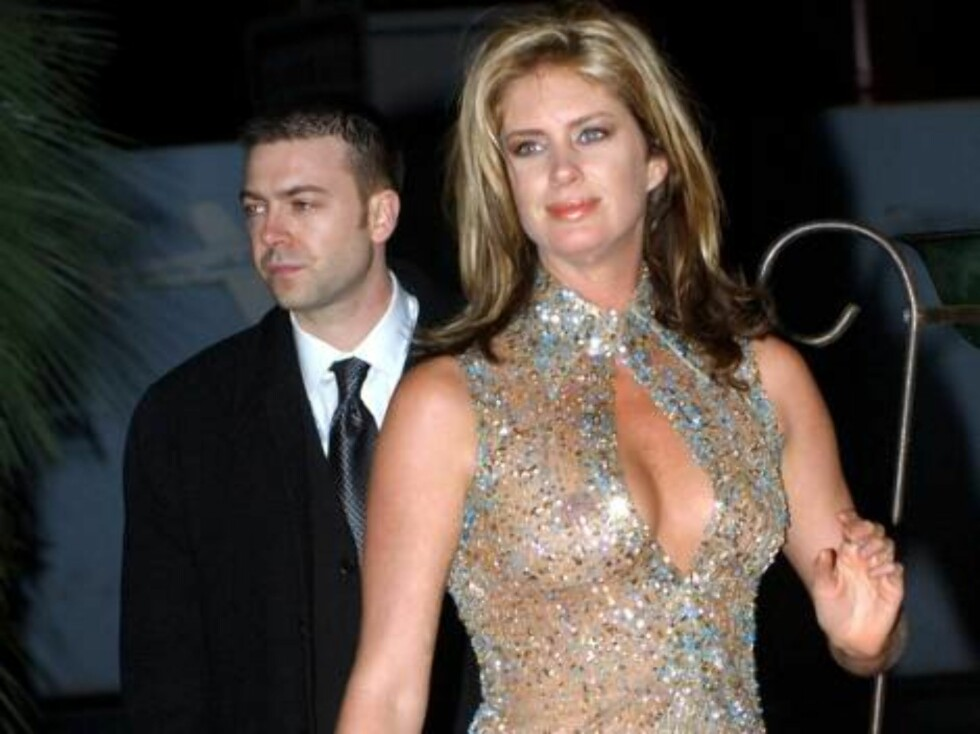 402000 50:  Model Rachel Hunter arrives at the World Music Awards March 6, 2002 at the Monte Carlo Sporting Club, Monaco.  (Photo by Anthony Harvey/Getty Images) ALL OVER PRESS Foto: Getty Images