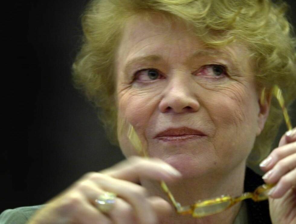 DOKUMENTAR: Det måtte en kvinne til for å få Eva Joly til å lage film. Foto: SCANPIX
