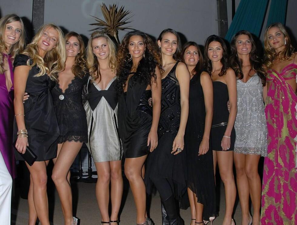 FLOTTE DAMER: Disse jentene preger bikini-utgaven av Sports Illustrated! Foto: All Over Press
