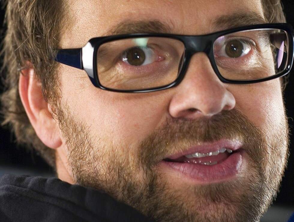 TETT PÅ: I denne ukens KK forteller Klaus Sonstad om hvordan er å være født med et stort behov for oppmerksomhet. Foto: NRK