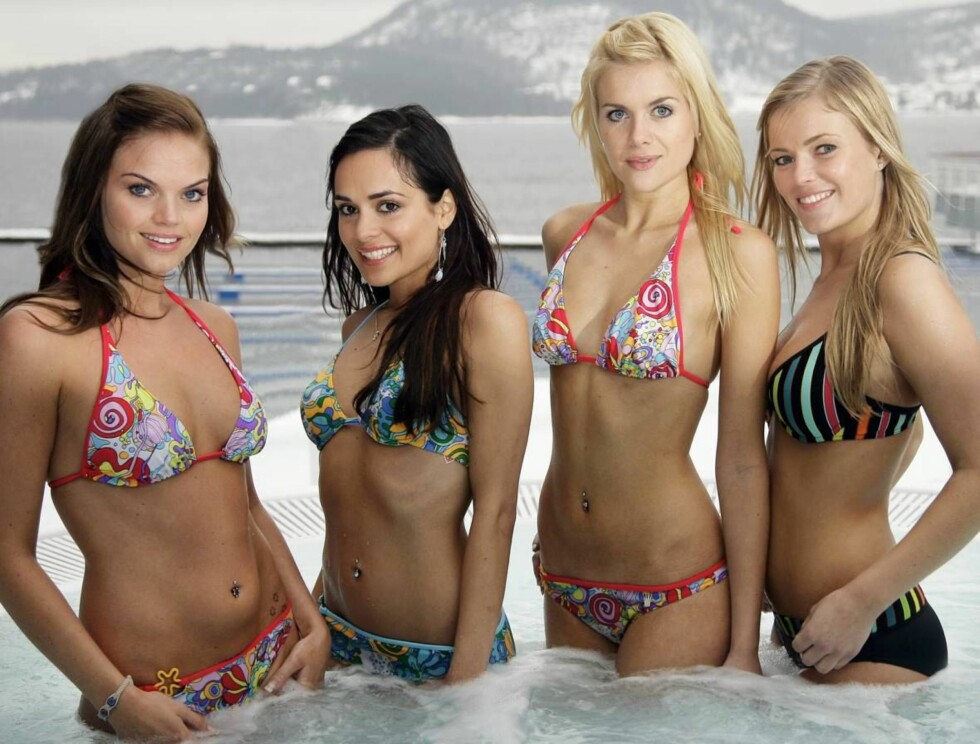 SPENNENDE: I april blir det avgjort hvem som skal representere Norge i henholdsvis Miss Universe og Miss World. Foto: Henning Jensen, Se og Hør