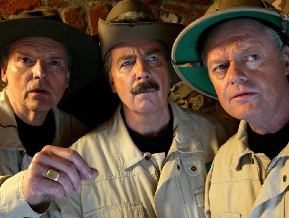 TILBAKE: De som elsker serien om Brødrene Dal kan glede seg - sesong fem er på vei! Foto: NRK