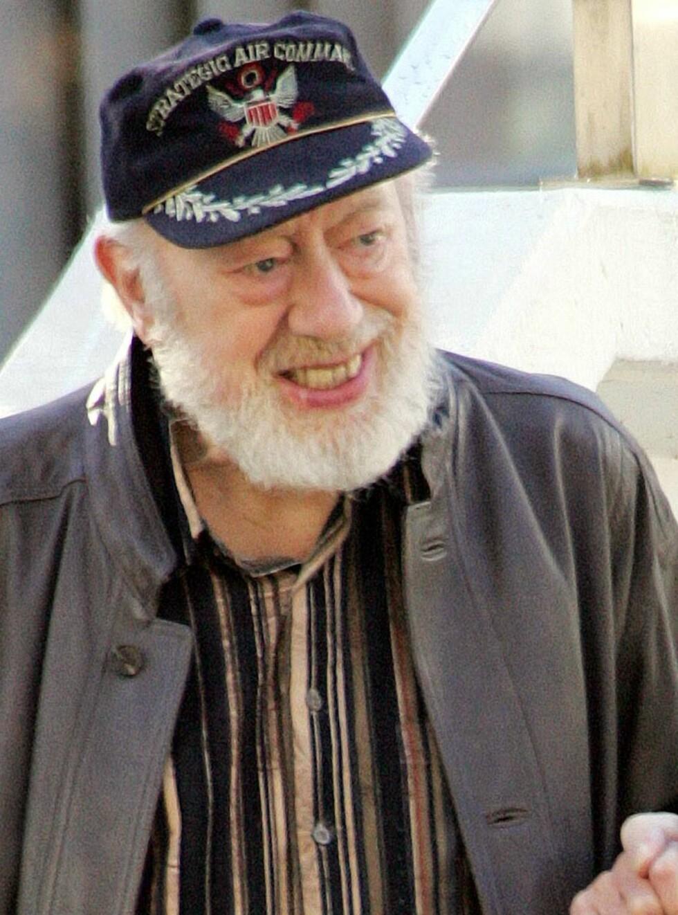 KJEMPER FOR LIVET: Horst Tappert har allerede testamentet klart.  Foto: Stella Pictures