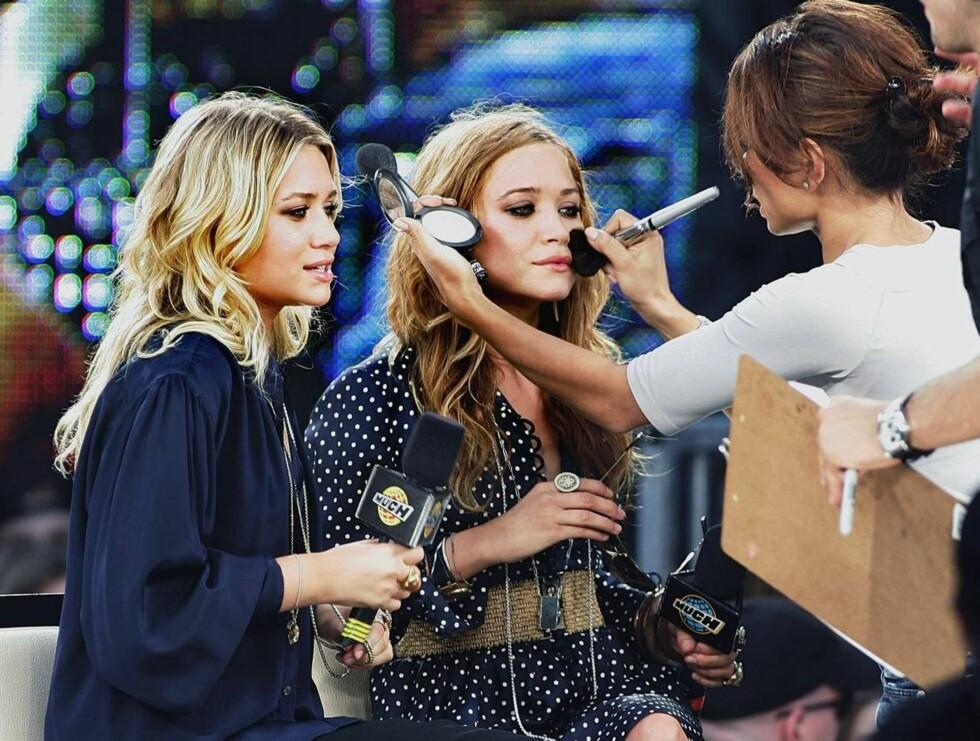 VINNER IGJEN: Mary-Kate og Ashley Olsen har rundt en milliard i formue - hver! Foto: AP/Scanpix