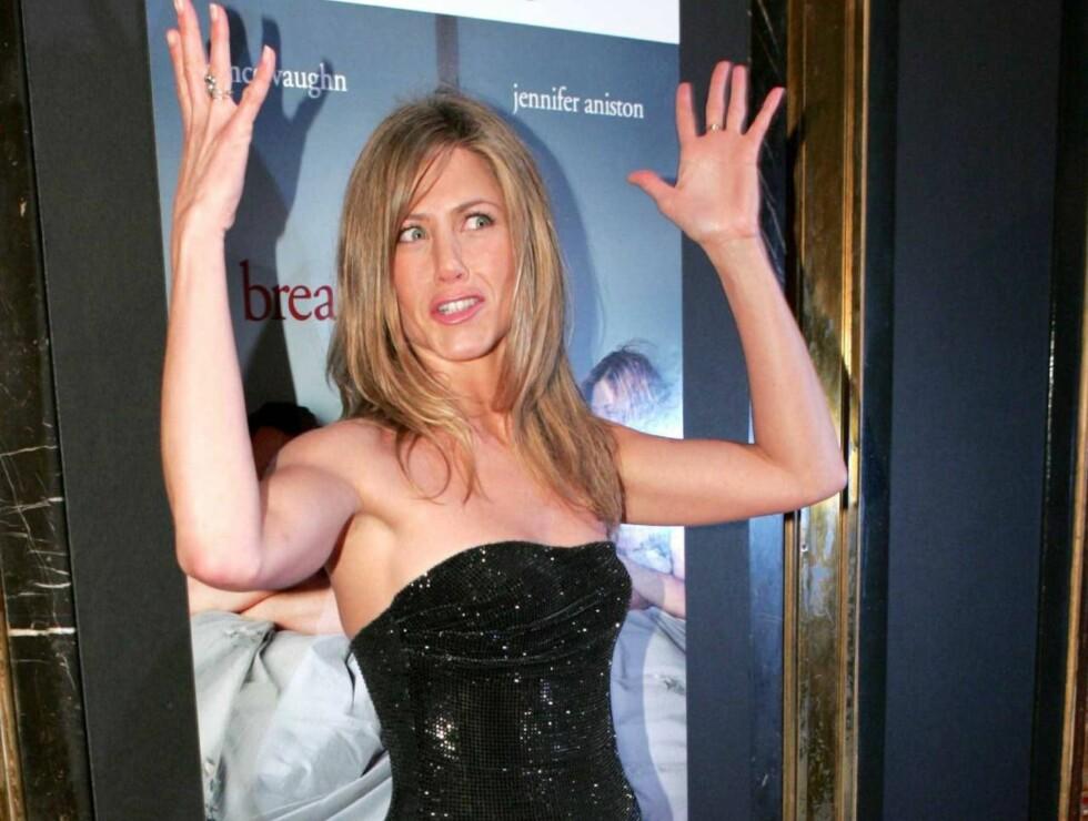 Code: YYGT 050606 A, Sydney, Australia, 05.06.2006: Jennifer Aniston at the Break Up premiere in Sydney, Australia. All Over Press/Splash / ALL OVER PRESS Foto: All Over Press
