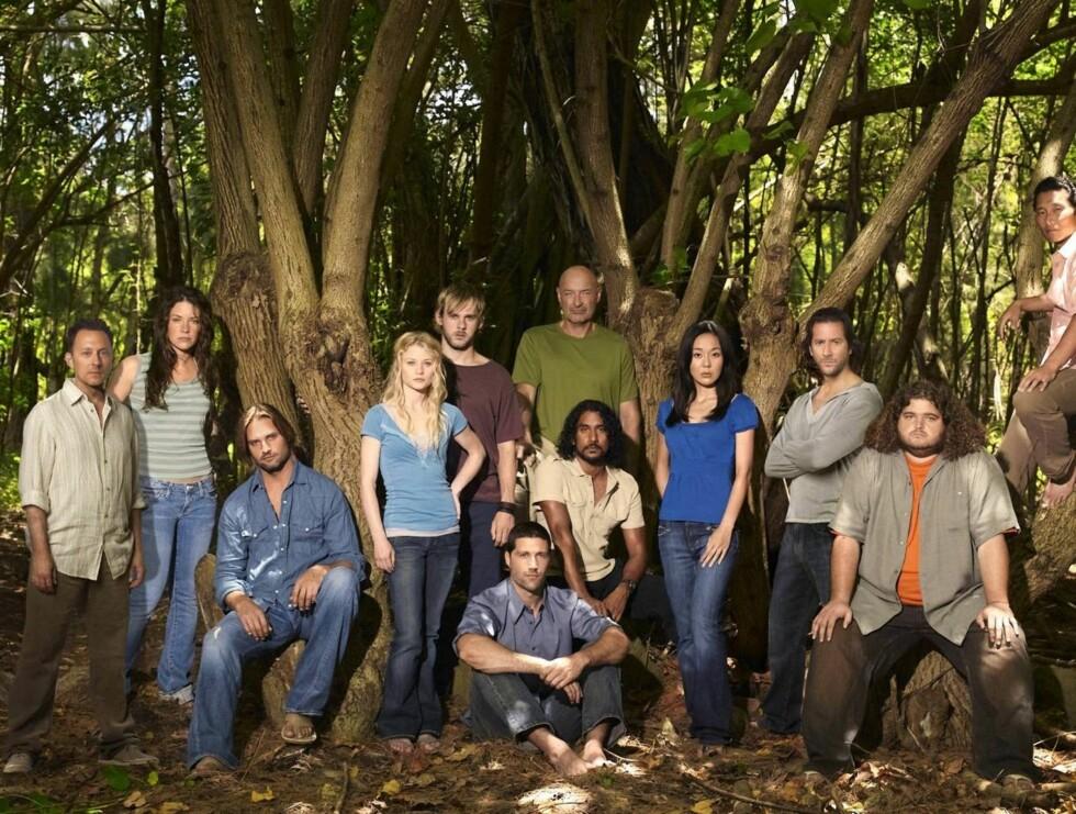 """POPULÆRE: Den Emmy-vinnende serien """"Lost"""" blir sett av millioner verden over. Nå knyter det seg til på øya ... Foto: AP/Scanpix"""