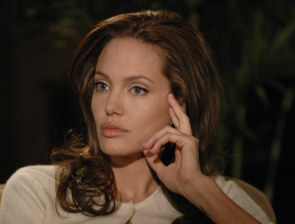 ADOPTERER ALENE: Angelina Jolie søker om adopsjon uten Brad Pitt! Foto: AP/Scanpix