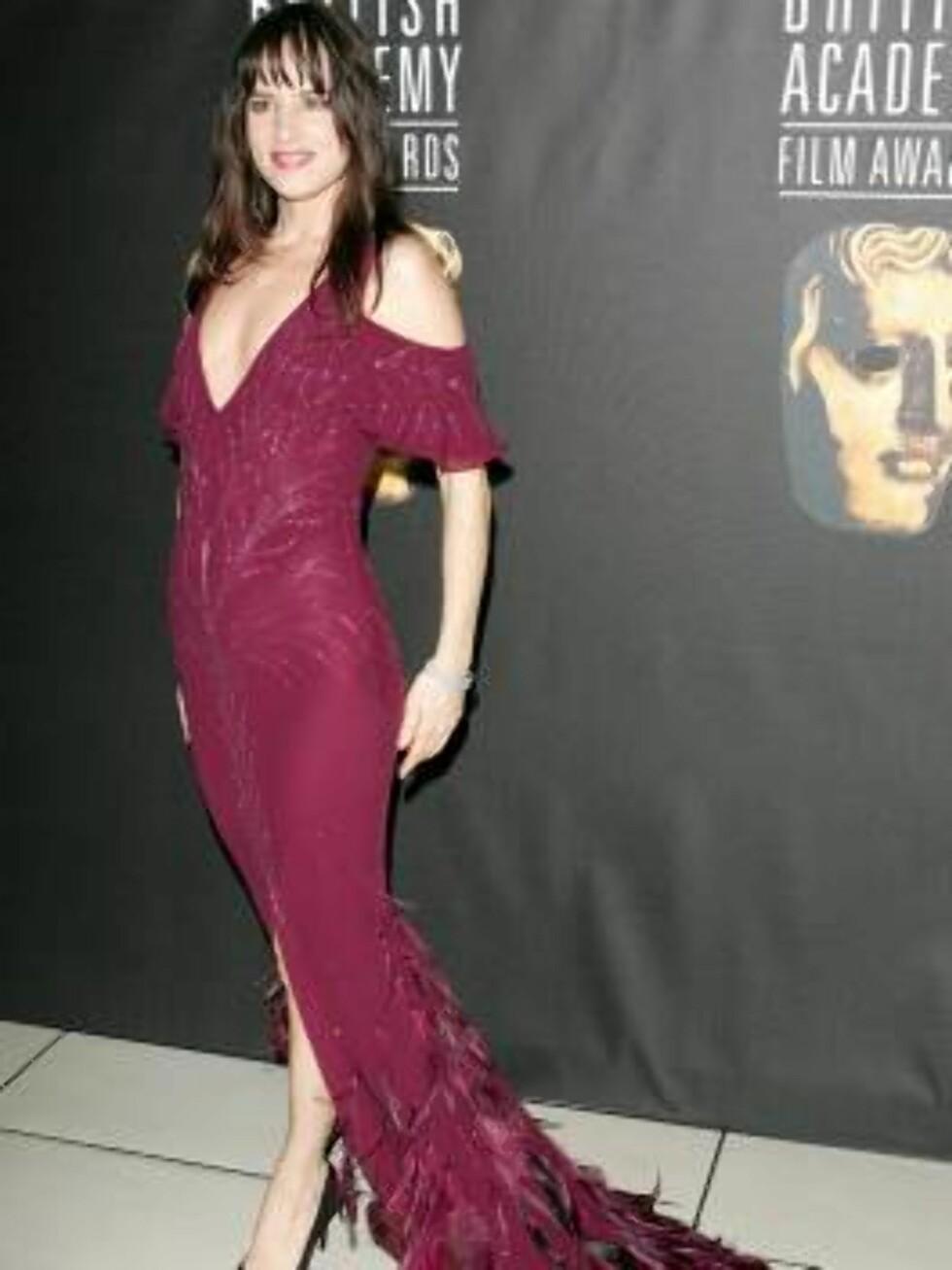 OSCAR-NOMINERT: Juliette Lewis ble Oscar-nominert for rollen hun hadde i filmen «Cape Fear» i 1991.  Foto: All Over Press