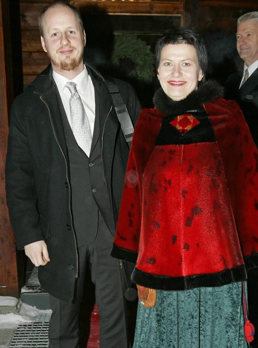 BLIR EKTEPAR: Helga Pedersen og Erik Brenli skal etter planen gifte seg neste sommer. Foto: Espen Solli, Se og Hør