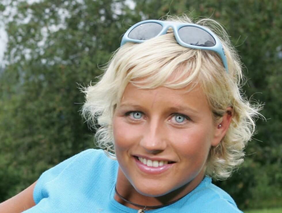 SMILER IGJEN: Vibeke Skofterud fikk nakenbildene tilbake... Foto: Se og Hør