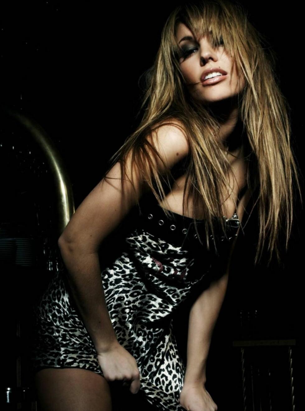 SMUKK: - Jeg hadde heller tatt en svensk mann istedenfor en danske, ler gifteklare Triana.  Foto: Pressebilde