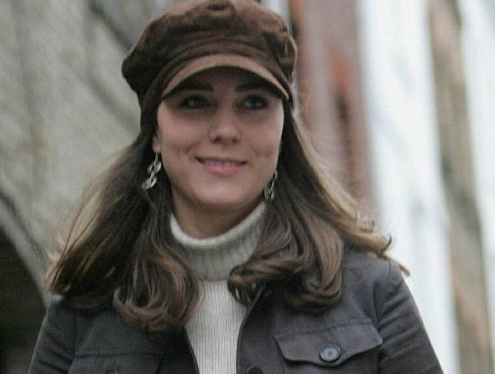 FLOTT: Kate Middleton kommer til å bli en vakker prinsesse, dersom hun gifter seg med Prins William! Foto: SCANPIX